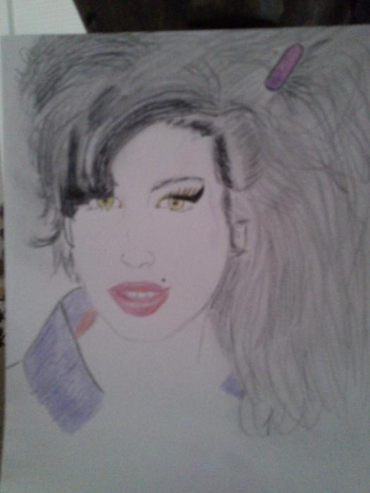 Amy Winehouse par perlefr